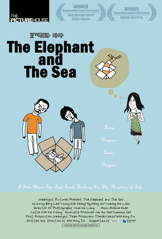 The Elephant And The Sea